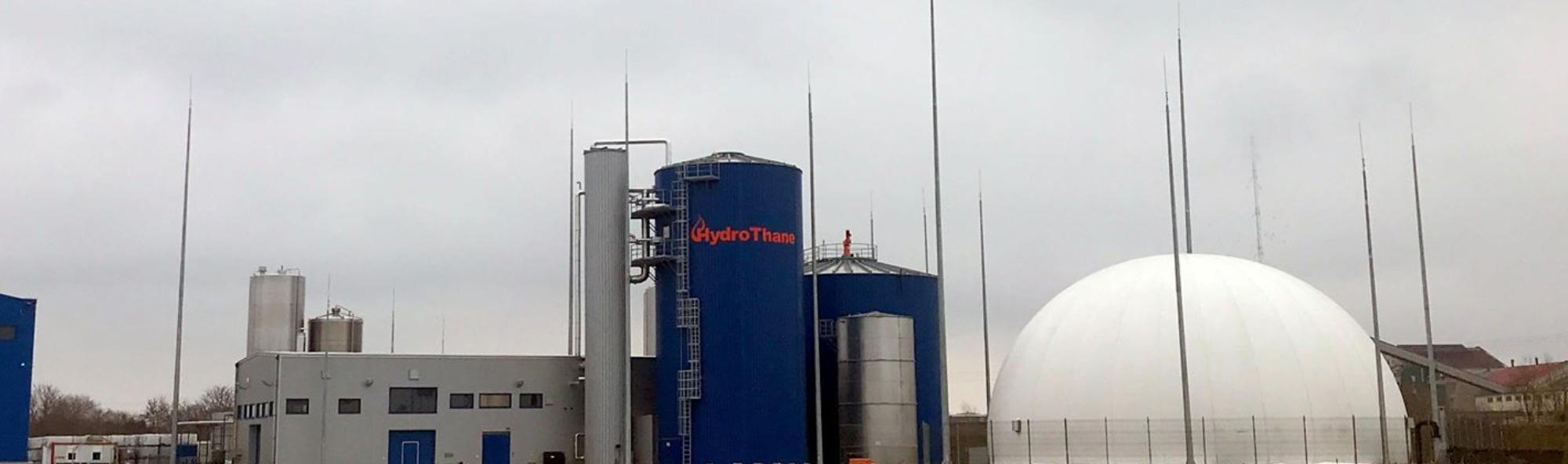hydrothane biogaz romania